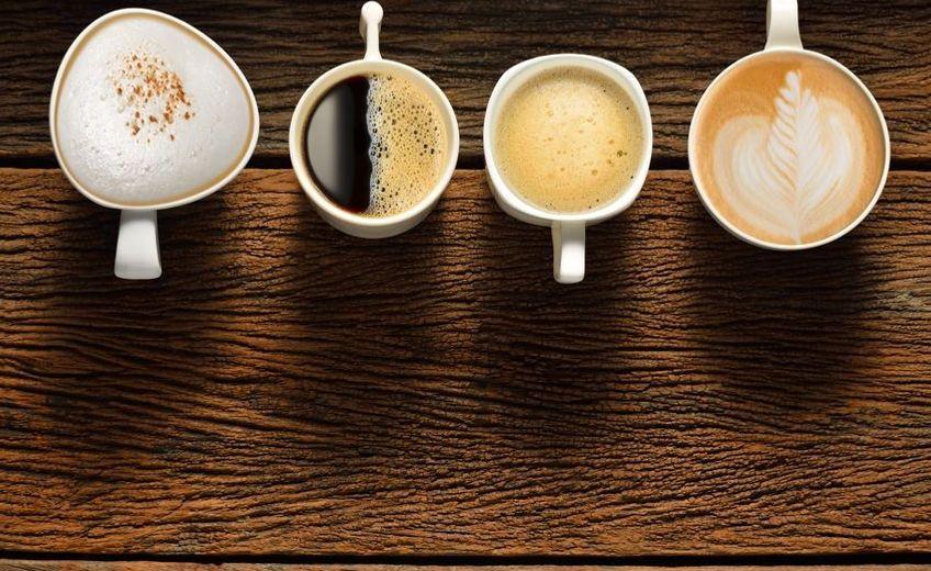 Ноты и кофе