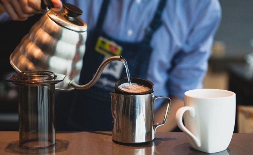 Как заваривать кофе и стать бариста